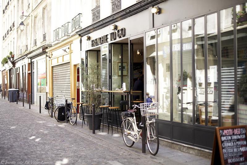 Frenchie to go, Restaurant, Paris