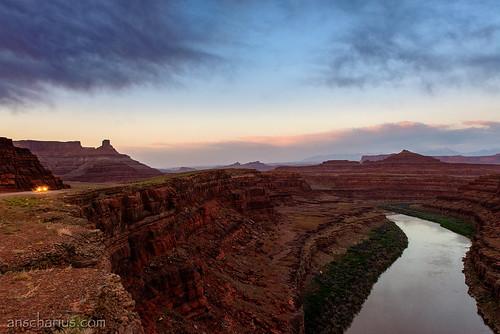 Colorado Sunset - Nikon D800E & AF-S 2,8/14-24mm