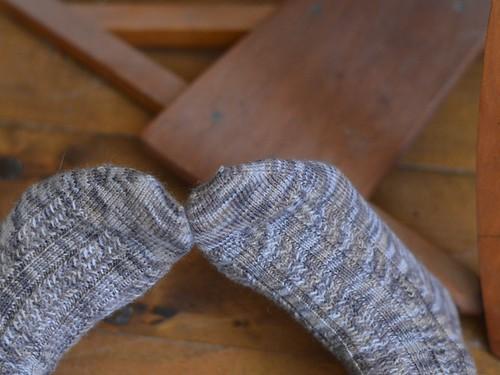 herringbone toes