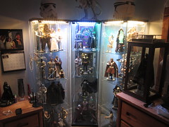 The world 39 s most recently posted photos of detolf and toys for Hot toys display case ikea