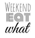 Weekend Eat What - A Singapore Food Blog