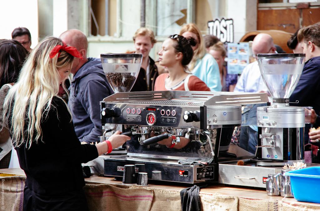 Amsterdam, Coffee Festival