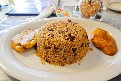 Rice and Beans, Plantains