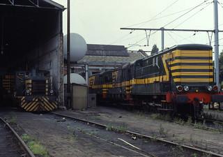 01.08.92  Antwerpen Dam Depot  8465