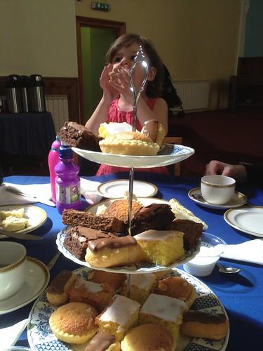 Cake fundraiser!
