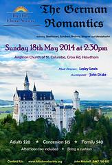 Concert: The German Romantics