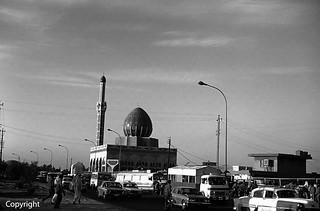 Iraq Baghdad Buniya Mosque 1970's