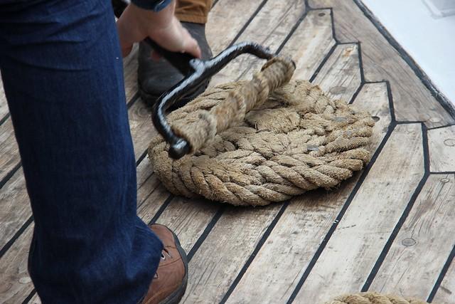 rope pad