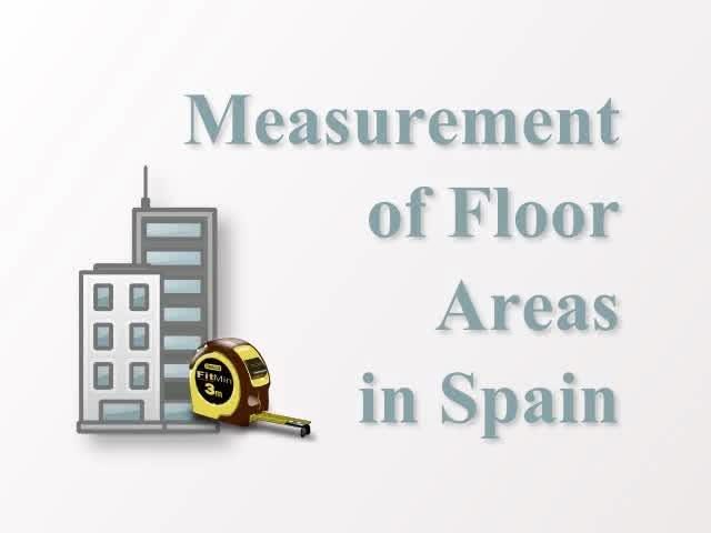Measurement of Floor Areas