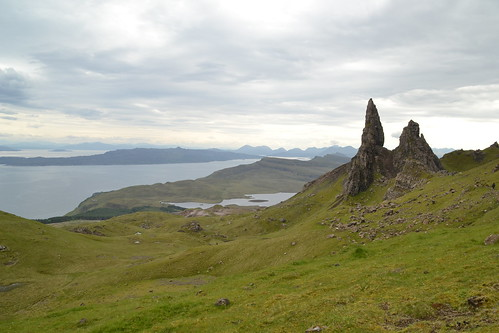 214 - Old man of storr
