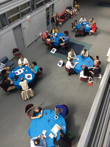 Round Table Discussions at NASA Social
