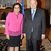 Secretary General Receives Former First Lady of Guatemala