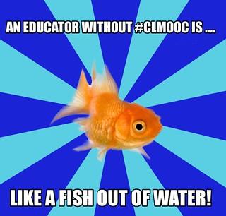 #clmooc meme