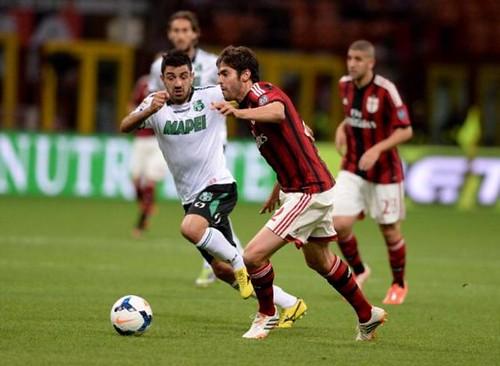 AC Milan เก็บชัย แต่ อดได้ตัวไป EUROPA League