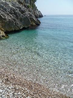 Albanian sea