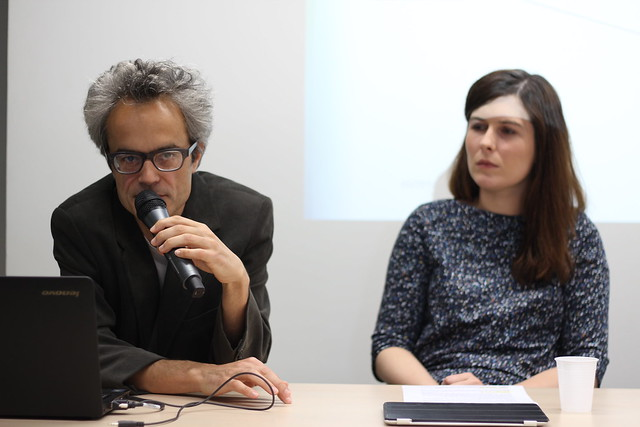 Vincent Castaignet (Musicovery) et Lucie Soureillat (YouScribe) - Labo de l'édition
