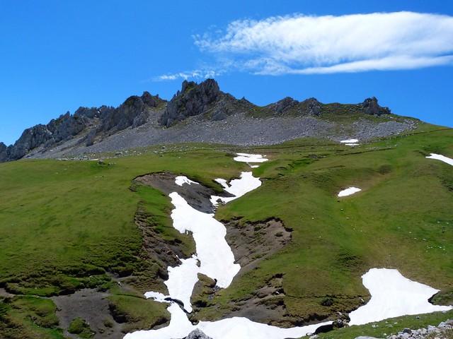 Paisaje de Picos de Europa (Cantabria)