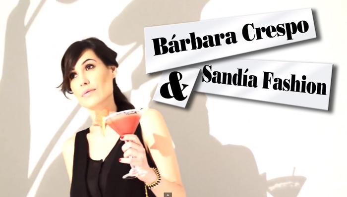 sandia fashion barbara crespo ambassador embajadora fashion blogger outfits blog de moda shooting making off