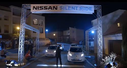 NissanSilentRide