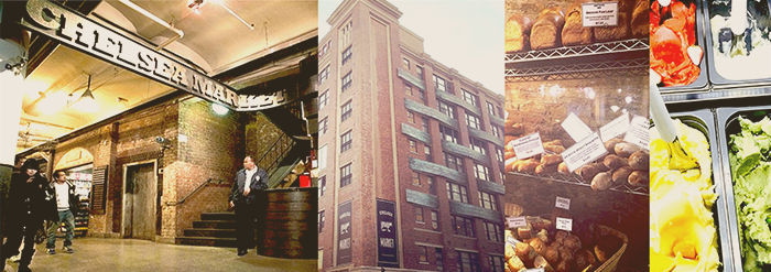 NYC Bucket List - Chelsea Market