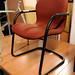 Wine waiting chair