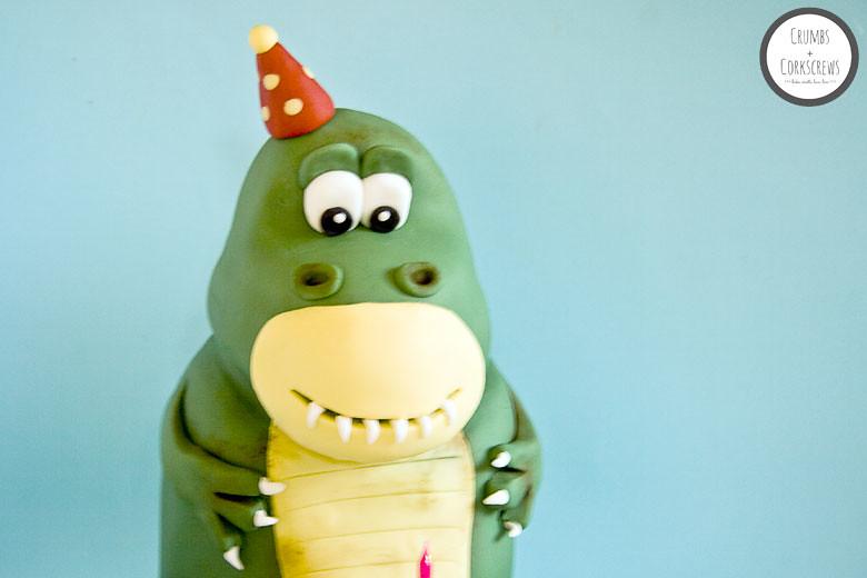 Dino Birthday Cake Ideas