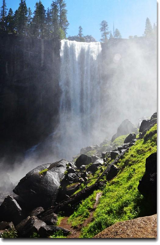 Vernal Falls & Mist Trail