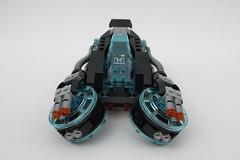 LEGO Ultra Agents Infearno Interception (70162)