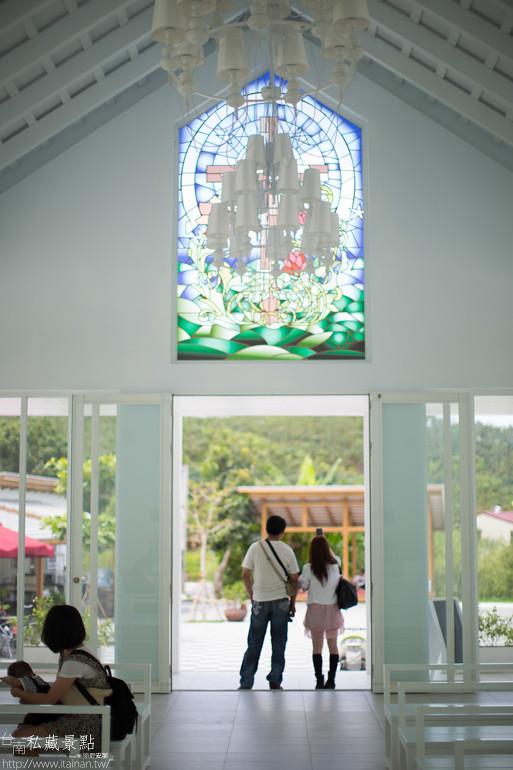 台南私藏景點--白色教堂 (5)