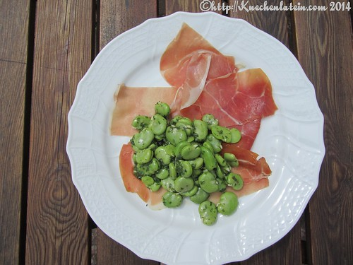 ©Broad Beans and Spanish Ham (1)