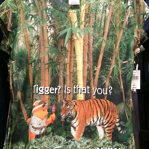 Tigger? Is that you?が増えてる…