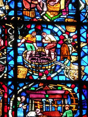 Celebrating the wine of Reims
