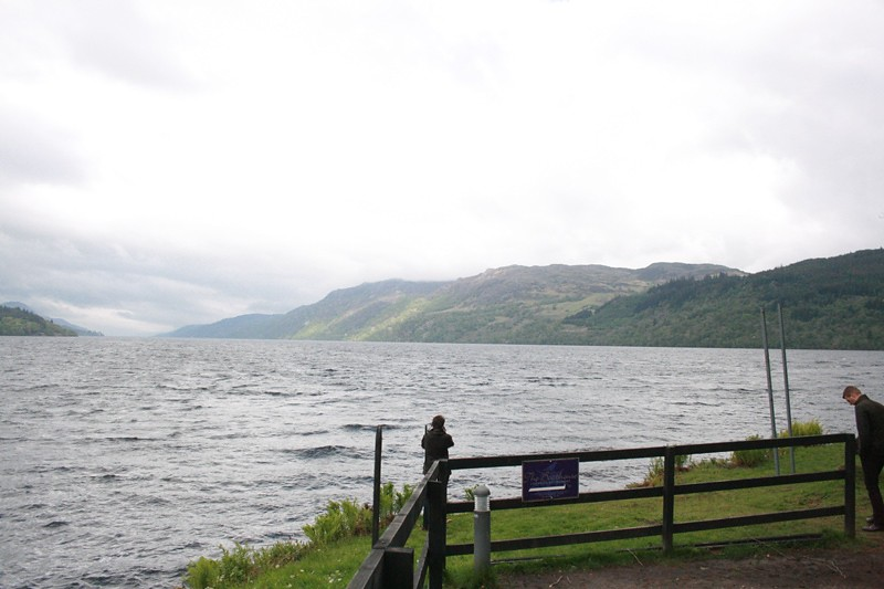 Fort Augustus and the Caledonian Canal (106)
