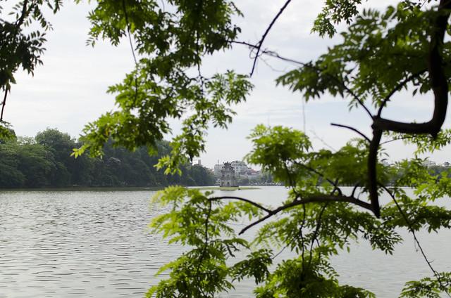 ホンアキエム湖