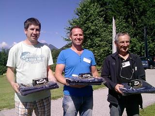 Sieger des Opel Ampera EcoDrive-Wettbewerbs