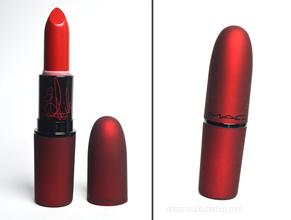 MAC x Rihanna Lipstick Product Review, Photos and Swatches