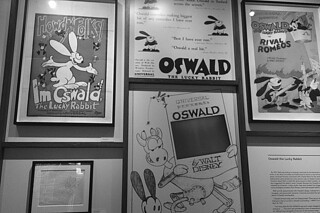 The Walt Disney Family Museum - Oswald the lucky rabbit