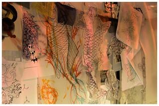 Mur de dessin