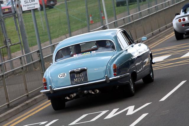 Jaguar MK1.