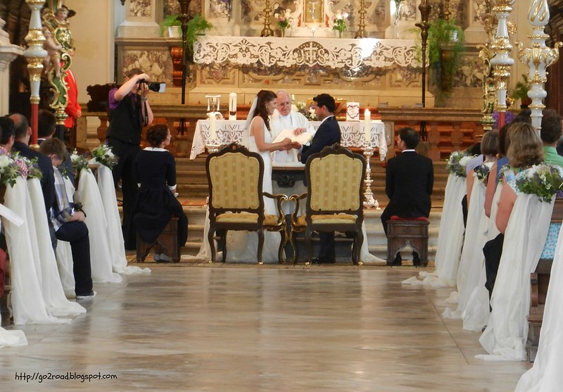 Свадьба в Пиране