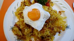 meal, breakfast, rice, nasi goreng, biryani, produce, food, dish, cuisine,