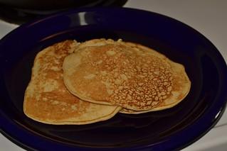 Cocos Mehl Pancakes