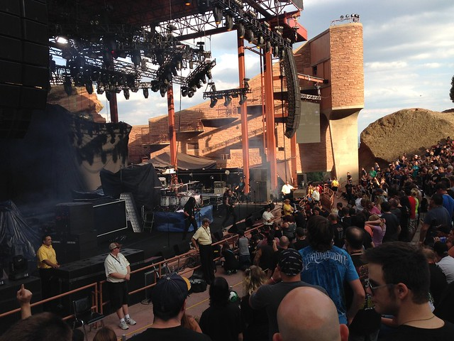 Trivium @ Red Rocks