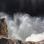 Mist of Upper Falls, Canyon