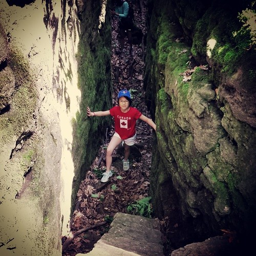 spelunking caving mount nemo