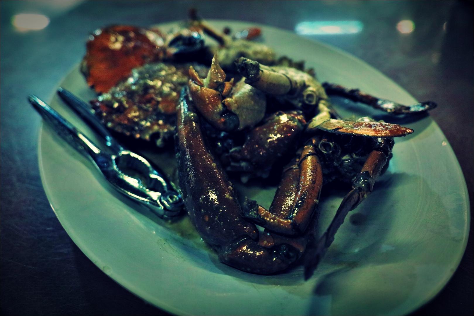 게-'코타키나발루 웰컴 시푸드 레스토랑 Welcome Seafood Restaurant Kota Kinabalu'
