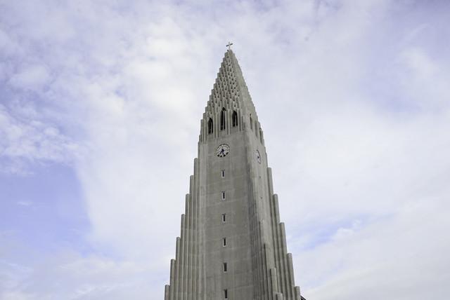 Reykjavík: Hallgrímskirkja