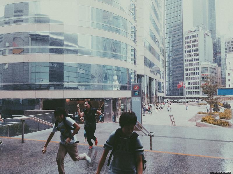 Rain, Run