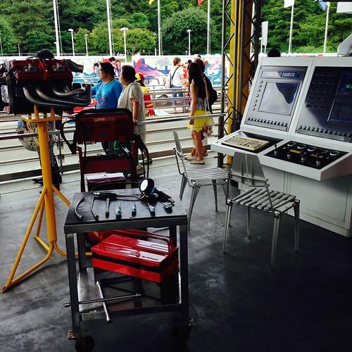 グランドサーキット・レースウェイ - 東京ディズニーリゾート