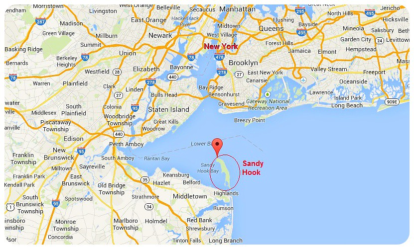 Sandy Hook & New York